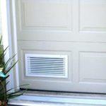 Дверные клапаны вентиляции — важный элемент в доме