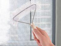 Как ухаживать за москитной сеткой
