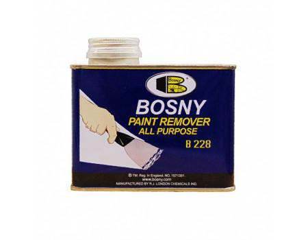 Смывка краски BOSNY Paint Remover 400 грамм
