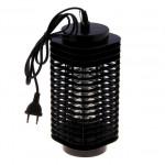 Ультрафиолетовая лампа от комаров, 220 В, цвет черный
