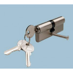 Цилиндр замка (личинка) двухсторонний, стандартный ключ 30х30 SN-3N