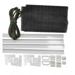 Комплект для сборки москитной сетки до 80х155 см Ultima белый