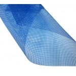 Москитная сетка стекловолокно фибергласс, цвет синий, шир. 1,5 м