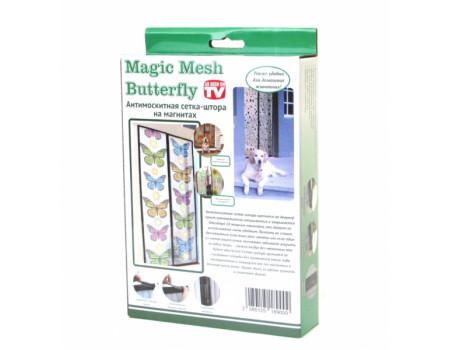 Москитная сетка с бабочками Magic Mesh Butterfly (Меджик Меш Баттерфлай)
