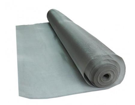 Москитная сетка (полотно) алюминиевая шир. 1,5 м