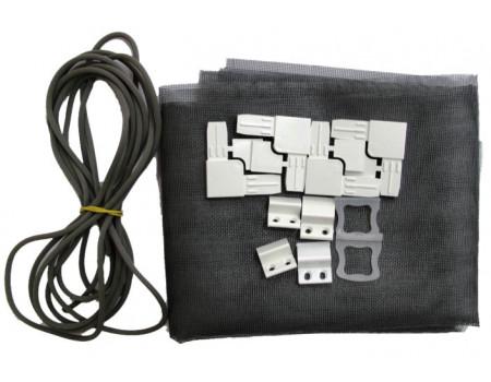 Комплект для самостоятельного ремонта москитной сетки