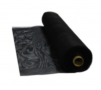 Москитная сетка полиэфирная, шир. 150 см, цвет черный