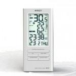 Метеостанция RST гигрометр, дом/улица, часы 02310