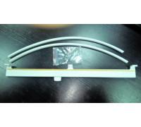 Вентиляционный приточный клапан Air Box Comfort Комфорт белый (с белым уплотнителем)