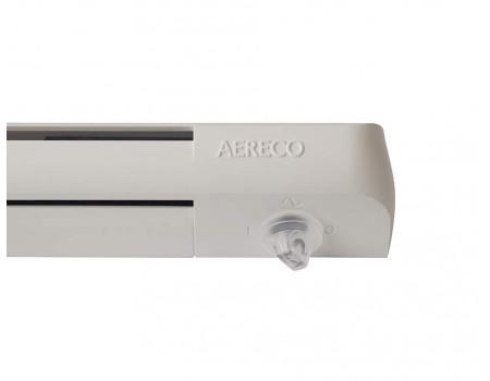 Комплект: приточный клапан EMM2 + козырек ASAM, EHM1282 RU, белый