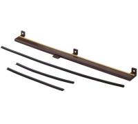 Вентиляционный приточный клапан Air Box Comfort Комфорт коричневый