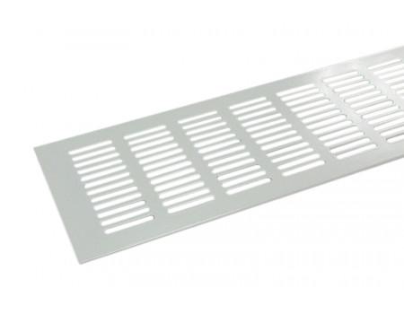 Вентиляционная решетка Tundra 800х100 мм белая