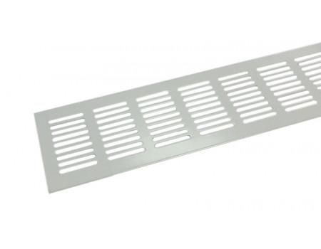 Решетка для подоконника Tundra 1000х80 мм белая